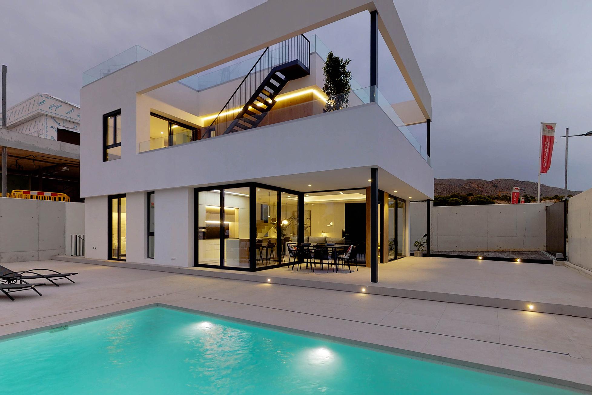 Elity Villas, promociones de viviendas en Finestrat