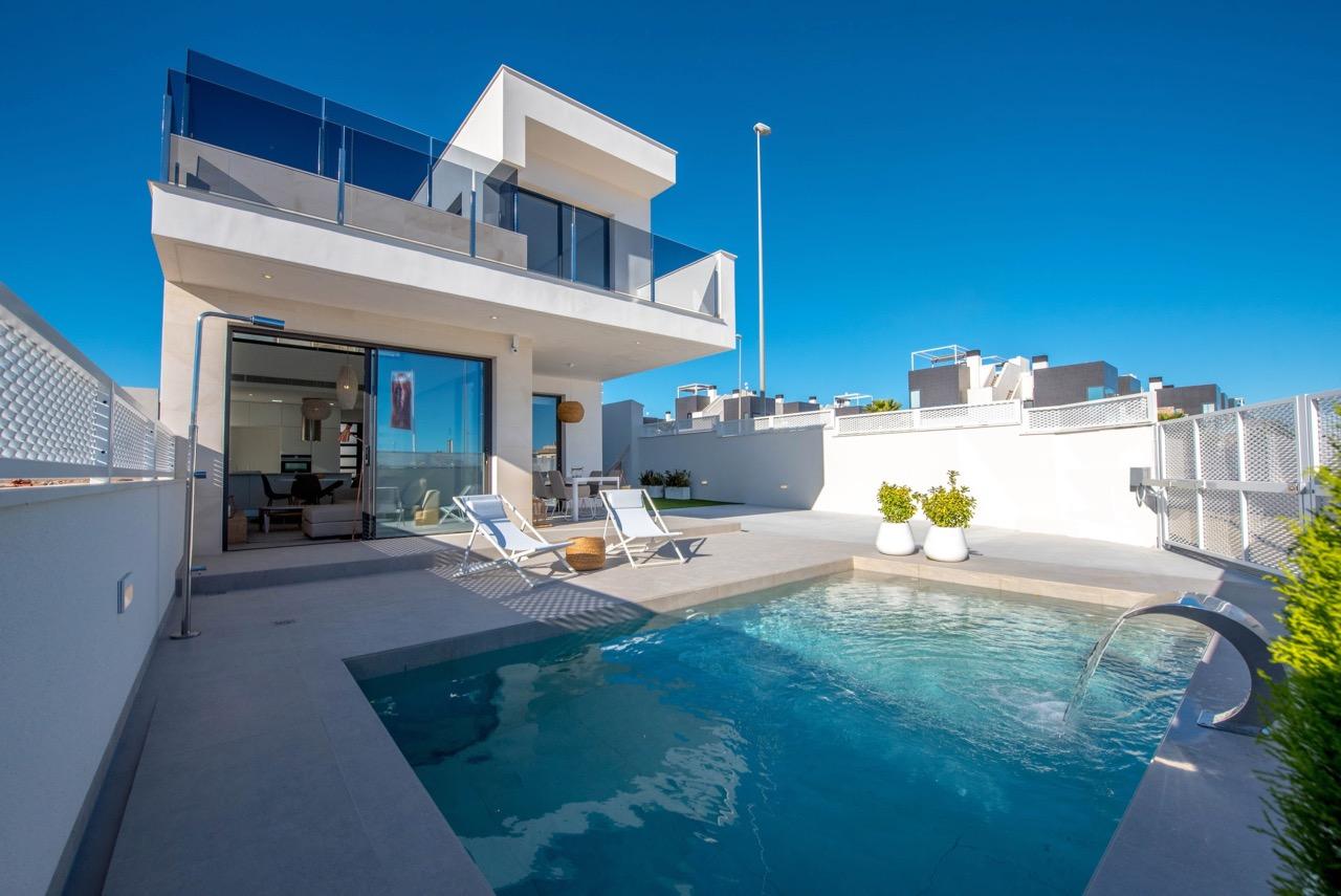 Villas Paula, promociones de viviendas en Cabo Roig