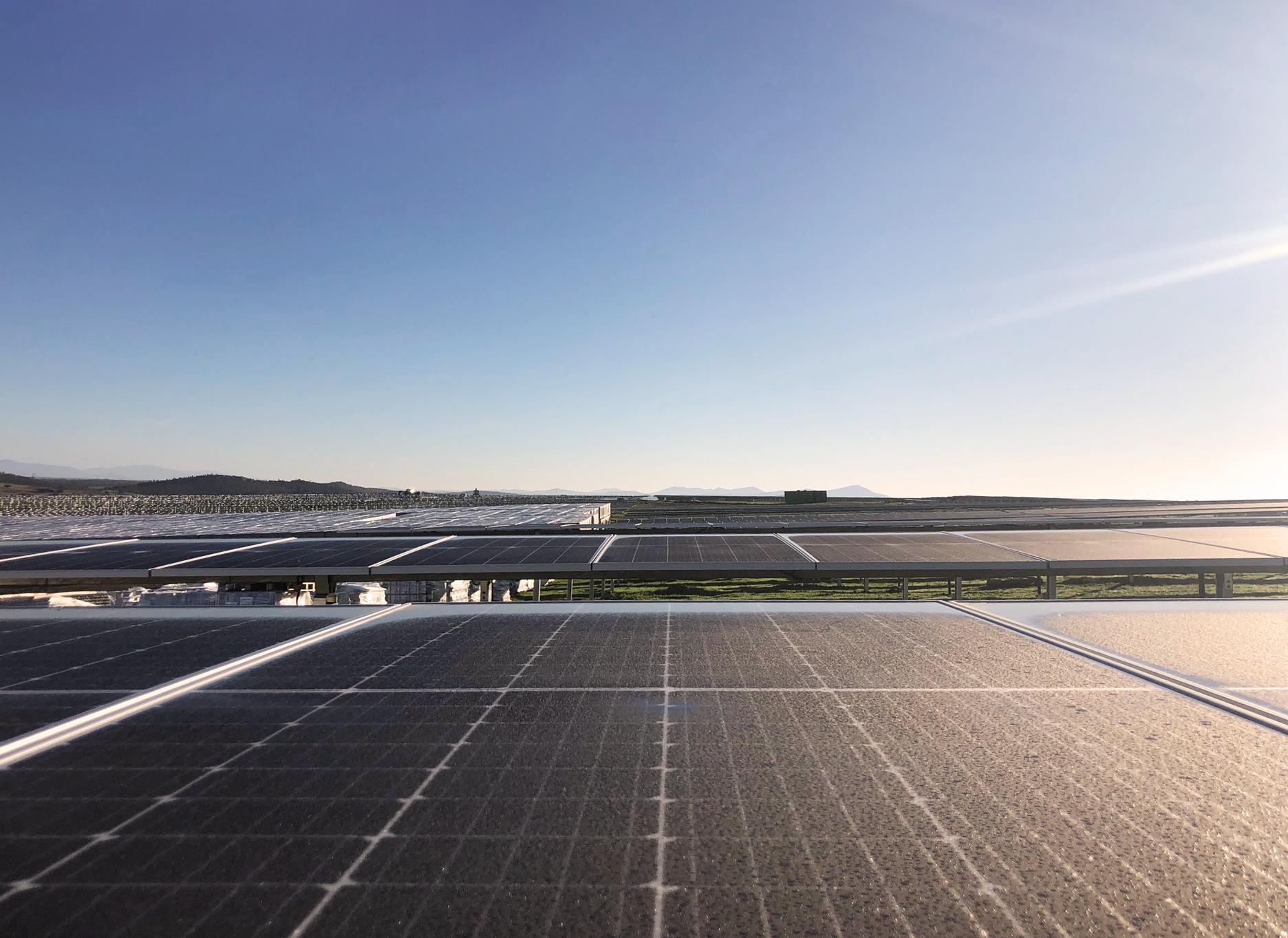 Empresa de energías renovables
